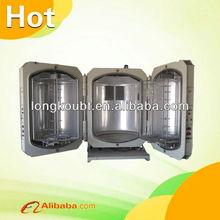 resin coating machine / PVD plastic coating machine /aluminum coating machine
