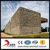 Gabion box stone cage/stone gabion mattress