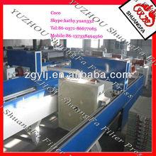 professional Intelligent Filter Press/ceramics industrial filter press