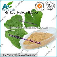 Best quality ginkgo biloba standardized extract at low price
