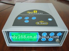Hot health products ,Ion cleanse detox foot Spa machine with LCD display and infrared belt,with arrays
