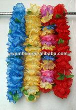 hawaii lei,9cm petals flower lei