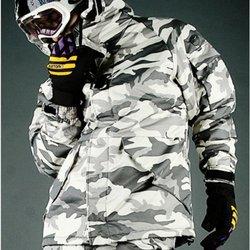 Winter Snowboard Wear Military jacket