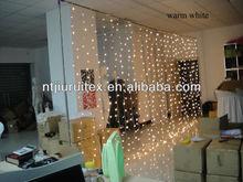 3m*6m led wedding waterproof decoration light 600pcs bulbs