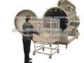 esterilizador automático para frascos de vidro