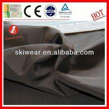 Comfortable antistatic drapery lining fabric