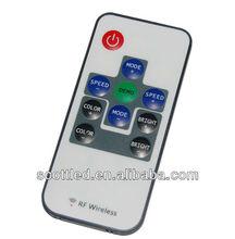 wireless mini rgb controller with dc plug + 5050 300leds rgb led strip