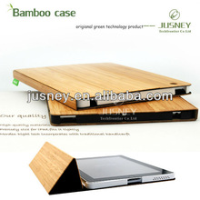2013 Hot sale new design for macbook pro wood case for ipad