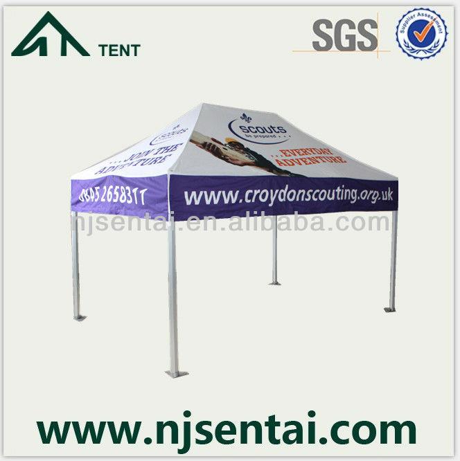 2X3M Top Quality Waterproof PVC Aluminum Foldable Canopy /Outdoor Commercial Gazebo Tent/ Metal Roof Aluminum Gazebo Hot Sale
