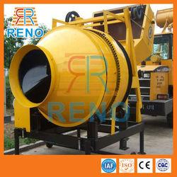 750L concrete mixer plant with low price