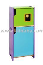 Wooden Refrigerator for kids