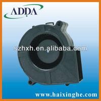 waterproof 5v 12v dc brushless blower fan AB7530
