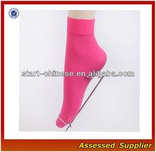 Transparent Ladies Ankle High Nylon Socks/ Nylon Try On Socks