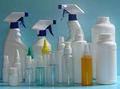 100ml, 150ml, 200ml, 250ml, 500ml, 750ml, 1000ml polietileno de alta densidad de plástico botella de spray