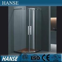 HS-SR846 new shower enclosure/ glass partition shower room/ shower room curtain