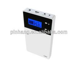 Mobile power bank W-918 poratble charger capacity 26000mAh Application range Laptops mobile phone etc.