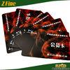 printing pvc custom membership plastic printing card/business card