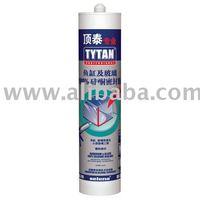Tytan Professional Aquarium & Glass 100% Silicone Sealant