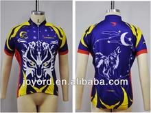 100% polyester cycling jersey no MOQ limit
