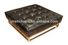 Modern popular comfortable leather sofa