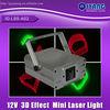150mW 3D animation mini stage laser light