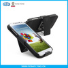 Case shell holster combo belt clip case for samsung galaxy s4 i9500