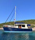 12 m. Bruce Roberts PCF 40 Sailing Trawler