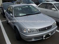 Toyota Corolla Sedan damaged car