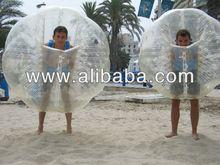 Bumper ball - Body zorbing - Bumping - Bumperz Bubble Ball, Bubble football