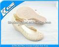 2014 moda pvc jelly sandália e cheio pvc molde da sapata