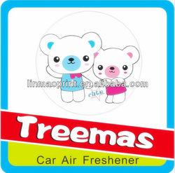 2013 high quality flag car air freshener/ air freshener with custom smell Y36