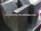 Granite V shape block
