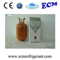 5KG R290 Refrigerant for Sale Propane R290 Refrigerant Gas