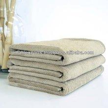 bamboo feel jacquard cotton towel
