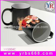 The Whole Family Photograph Color Changing Heat Sensitive Coated Mug Sublimation Shenzhen Food Grade