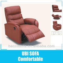 Single recliner sofa set A23