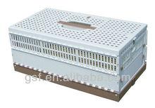Foldable Transportation cage plastic