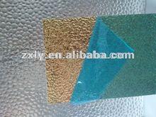 Di alta qualità a basso prezzo 1050 martellato/foglio di alluminio stampato