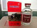 Inyección de veterinaria de la medicina la ivermectina inyección 1% para inyección de los animales