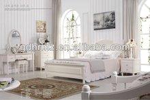 Korea Style modern ikea home bedroom/solid wood furniture
