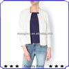 women summer cotton coat. 2014 spring fashion white cotton coat