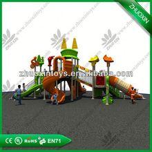 Eco-friendly outdoor playground,theme park adventure ride