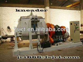 JCT kneading machine for mastic sealant