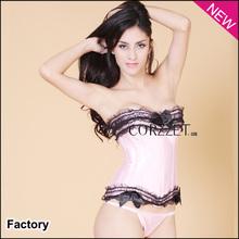 2013 hot sale photos women hot sex image girls pink sexy garter corset and panties