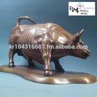 Lucky Bull -Wall street bull