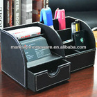 Leather Desk Caddy