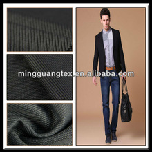 Factory price italian design polyester rayon material suiting fabric