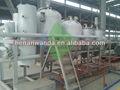 5t por día intermitente de palma de aceite equipo de la refinería