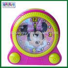 Promotion Plastic Kids desk Clock