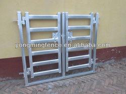 Galvanized sheep gates supply to Australia with high quality